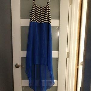 High low dress 👗